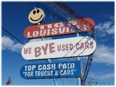 Used Cars and Trucks For Sale by We Bye Used Cars in Monroe, LA